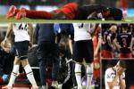 Premier League một phen thất kinh khi có cầu thủ ngất xỉu trên sân