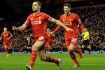 Video ban thang: Liverpool 2-0 Burnley (Vong 28 Ngoai hang Anh 2014-2015)