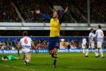 Video bàn thắng: QPR 1-2 Arsenal (Vòng 28 Premier League 2014-2015)