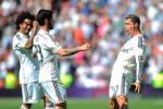 Real Madrid 3-1 Malaga (Kết thúc): Thắng may để tiếp tục bám đuổi Barca