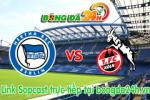 Link sopcast Hertha Berlin vs FC Cologne (20h30-18/04)