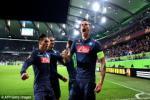 Wolfsburg 1-4 Napoli (Kết thúc): Thắng lợi không tưởng của đại diện Serie A
