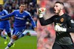 Hazard và De Gea: Chiến đấu để xuất sắc nhất mùa!