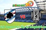 Link sopcast  Sampdoria vs Cesena(23h00 ngày 18/04/2015)