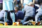 Chấn thương kinh hoàng, Silva thở bằng oxy
