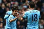 Man City 2-0 West Ham (Ket thuc): Nha DKVD tim lai niem vui