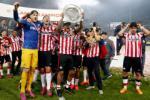 Mục tiêu của M.U tỏa sáng, PSV vô địch Hà Lan trước 3 vòng đấu