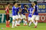 Năm bàn thắng đẹp nhất vòng 10 V-League 2015