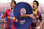 Luis Suarez: Số 9 đích thực của Barcelona