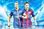 Barcelona 2-0 (5-1) PSG (Kết thúc): Chiến thắng đơn giản