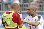 Robben sap bi tong co khoi Bayern vi dam bat Guardiola