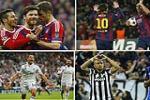Sau vong tu ket Champions League: Dai gia dat tay nhau buoc tiep