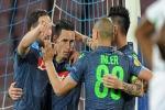 Video ban thang: Napoli 2-2 (6-3) Wolfsburg (Luot ve tu ket Europa League 2014/2015)