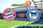 Link sopcast Bayern Munich vs Hertha Berlin(23h00 ngày 25/04/2015)