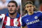 Chuyen nhuong Chelsea: 30 trieu bang + Filipe Luis = Koke