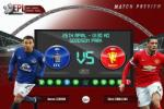 Everton 3-0 M.U (Ket thuc): That bai kinh hoang