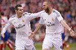 Real Madrid nhan tin cuc vui truoc dai chien Juventus