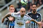 Video bàn thắng: Newcastle 2-3 Swansea (Vòng 34 Premier League 2014/2015)