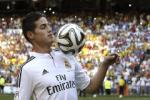 James Rodriguez: Người thổi hồn cho lối chơi của Real Madrid