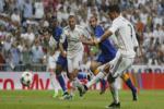 Sieu sao Ronaldo gay that vong ra sao o tran Real 1-1 Juventus