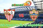 Link sopcast Sevilla vs Almeria (00h00-18/05)