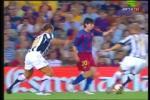 Thien tai Lionel Messi tung hanh ha hang phong ngu Juve ra sao