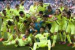 Tròn 1 năm Luis Enrique dẫn dắt Barca: Từ địa ngục tới… cửa thiên đường