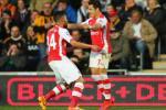 Con đường tới trận chung kết FA Cup 2014-2015 của Arsenal