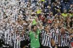 Juventus 2-1 Lazio (Chung ket cup QG Italia): Nac thang thu 2 len thien duong an ba