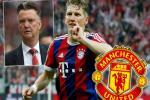 CHUYEN NHUONG (24/5): M.U het cua mua Schweinsteiger, Arsenal co tan binh dau tien