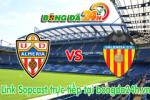 Link sopcast Almeria vs Valencia (23h30-23/05)