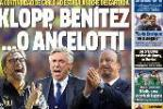 Fan Real ghẻ lạnh Benitez, ủng hộ Ancelotti