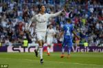 Ronaldo lập hattrick, Real khép lại mùa giải đáng buồn bằng thắng lợi hủy diệt
