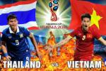 Thai Lan 1-0 Viet Nam (KT): The do, chan thuong va that bai sat nut