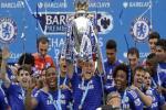 Chelsea tưng bừng ăn mừng chức vô địch Premier League 2014-2015