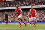 """Wenger sớm gửi """"chiến thư"""" tới Mourinho trong ngày Arsenal đại thắng"""