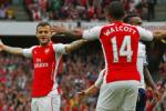 10 bàn thắng đẹp nhất của Arsenal trong mùa giải 2014-2015