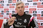"""Ancelotti bình thản đón nhận """"án tử"""" từ ban lãnh đạo Real Madrid"""