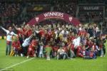 Dnipro 2-3 Sevilla: Danh hiệu vô địch Europa League lịch sử của thầy trò Emery