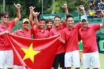 Đội tuyển quần vợt Việt Nam: Khó khăn khi vắng Hoàng Nam