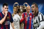 Bán kết Champions League: Những họng súng trong tay áo