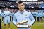 Sergio Aguero tự tin đánh bại Messi, Ronaldo để giành QBV FIFA