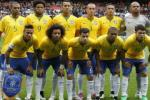Danh sach cau thu doi tuyen quoc gia Brazil tham du giai dau Copa America 2015