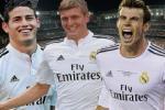 Benitez tới Real: Thành bại nằm ở canh bạc tuyến giữa