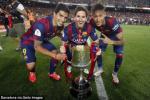 MSN thăng hoa, Messi hết lời khen ngợi các chiến hữu