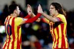 """Messi từng """"làm nhục"""" Puyol trước mặt Pep Guardiola"""