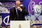 Real Madrid đang đối xử bất công với Rafa Benitez?