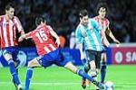 6h30 ngày 1/7 Argentina vs Paraguay: Thu phục gã hàng xóm cứng đầu?