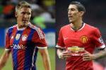 Bayern phu nhan trao doi nguoi voi M.U