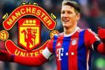 Lanh dao Bayern tiec dut ruot khi khong the giu Schweinsteiger